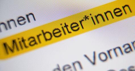 Gesellschaft für deutsche Sprache lehnt dasGendersternchen ab