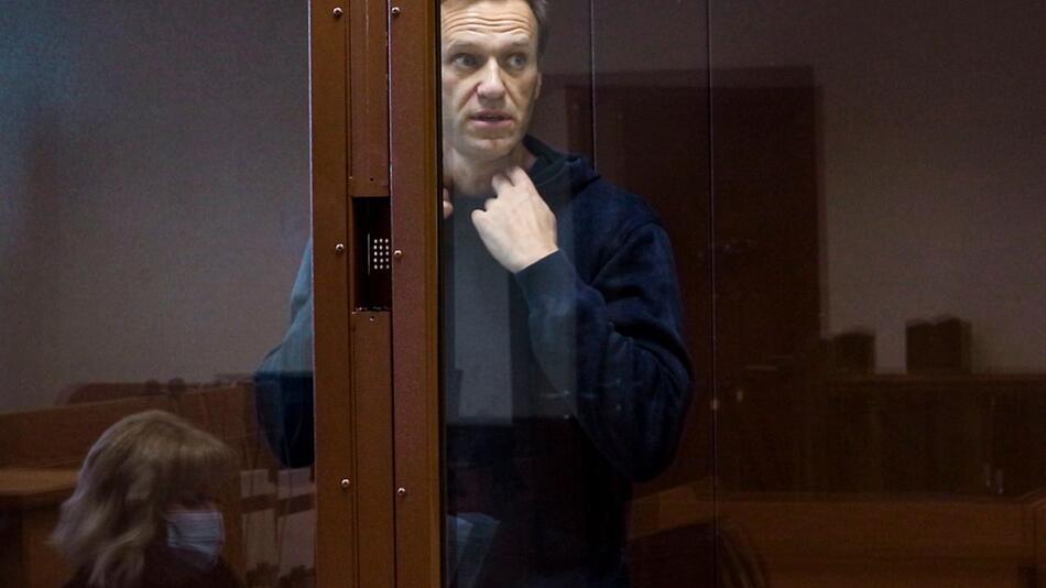 Erneut Unklarheit über Inhaftierungsort Nawalnys