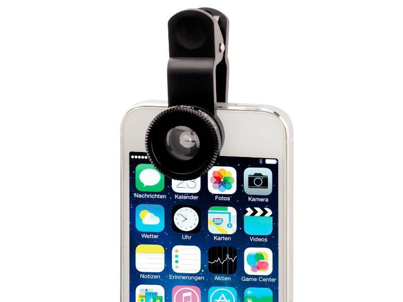 Bild zu Kamera-Objektiv für das Handy