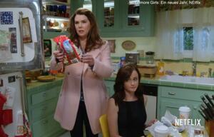 "Offizieller Trailer der ""Gilmore Girls"""