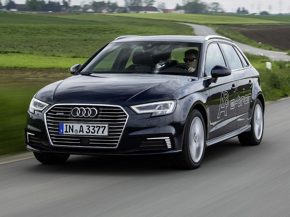 Bild zu Audi A3 Sportback e-tron