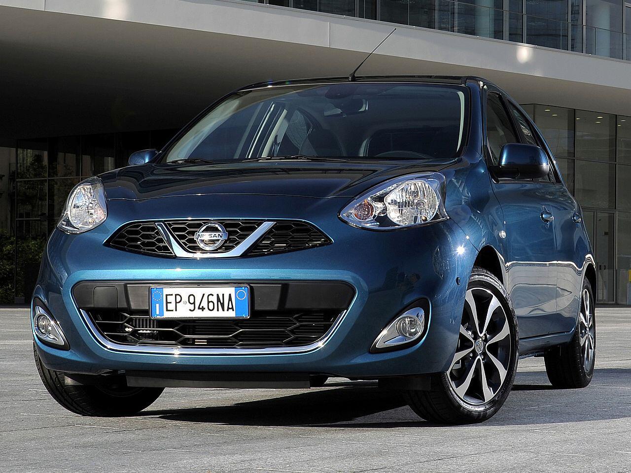 Bild zu Platz 2: Nissan Micra