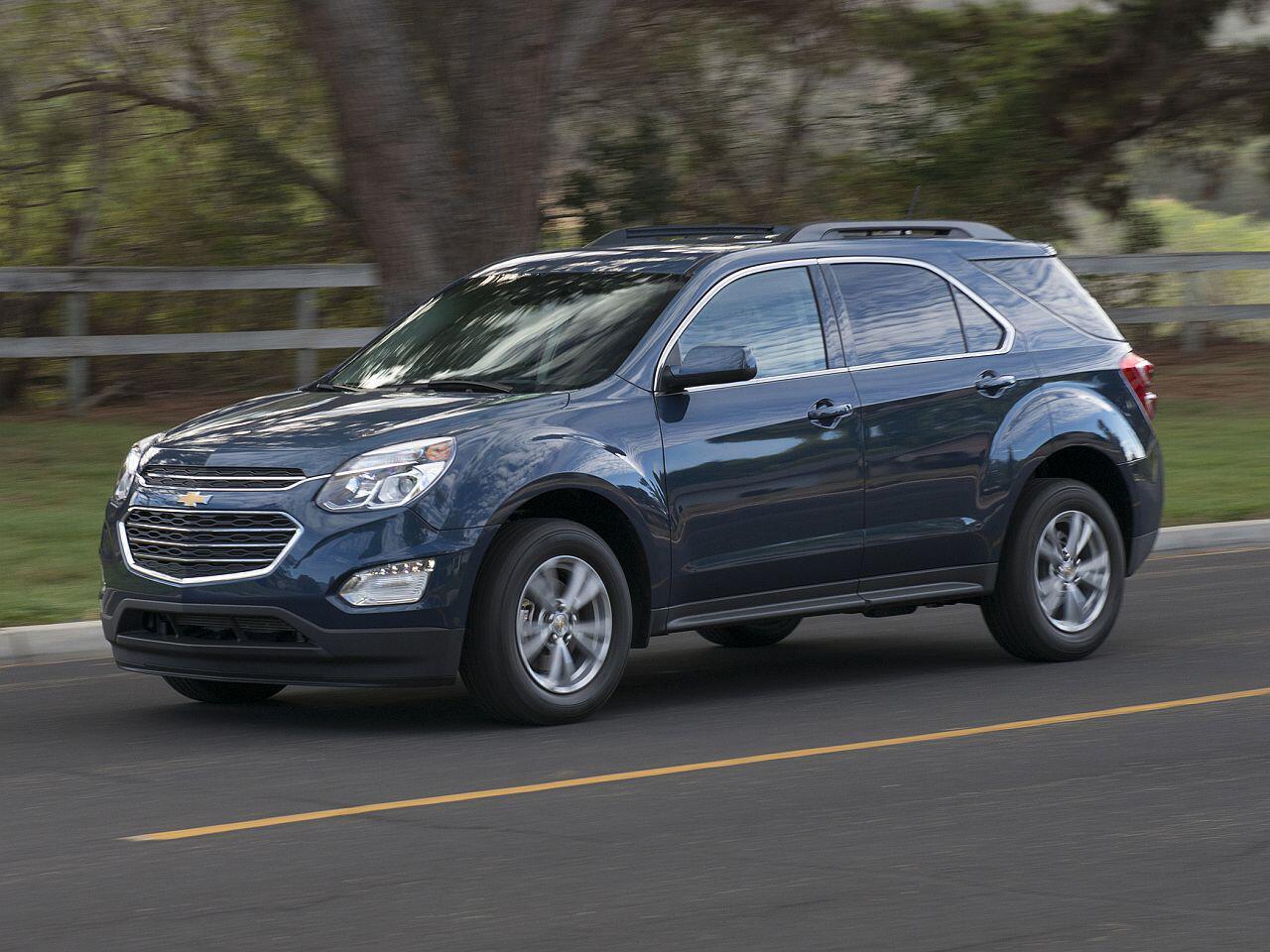 Bild zu Platz 11: Chevrolet Equinox
