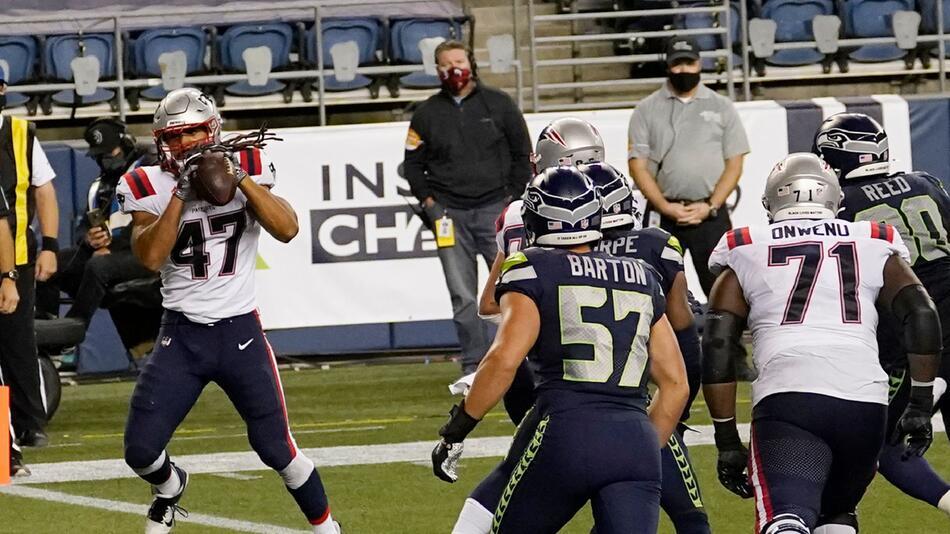 New England Patriots - Seattle Seahawks