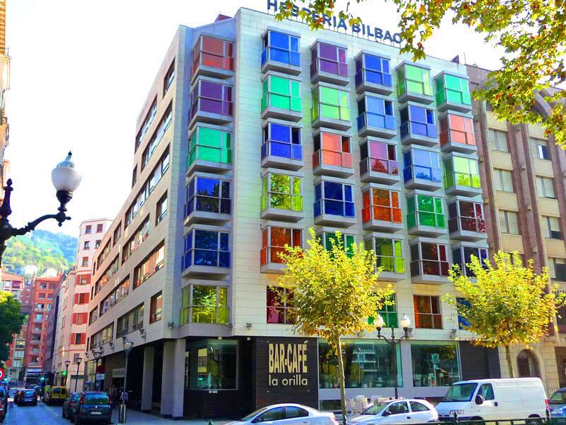Bild zu Hotel Hesperia Bilbao in Bilbao (Spanien)