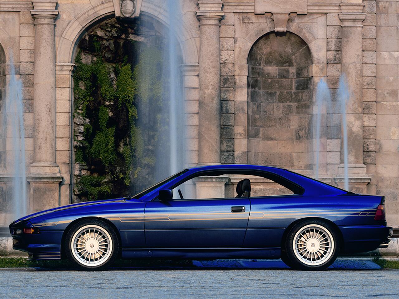 Bild zu BMW Alpina B12 5,0 Coupé