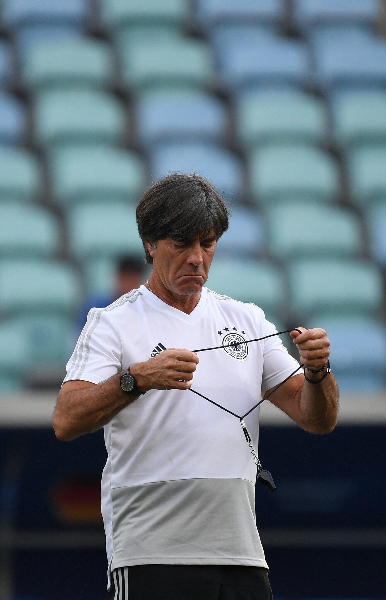 Bild zu WM 2018 - Training Deutschland, Joachim Löw