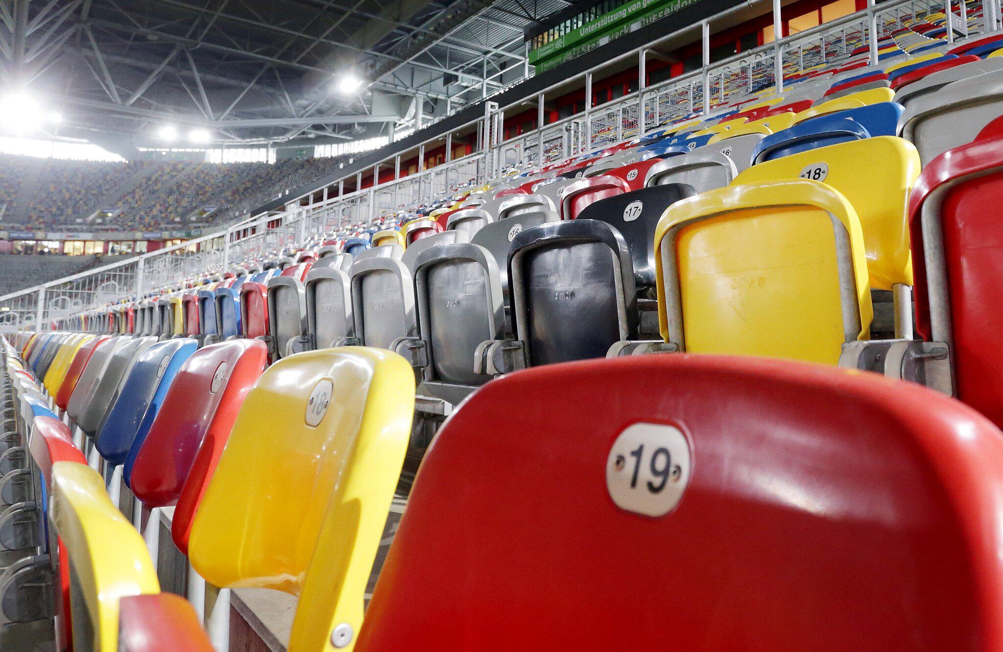 Bild zu Leeres Stadion: Fortuna ohne Publikum gegen Paderborn