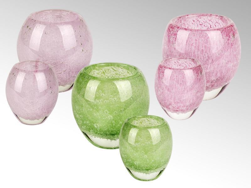 Bild zu Trendfarben bei Glasartikel