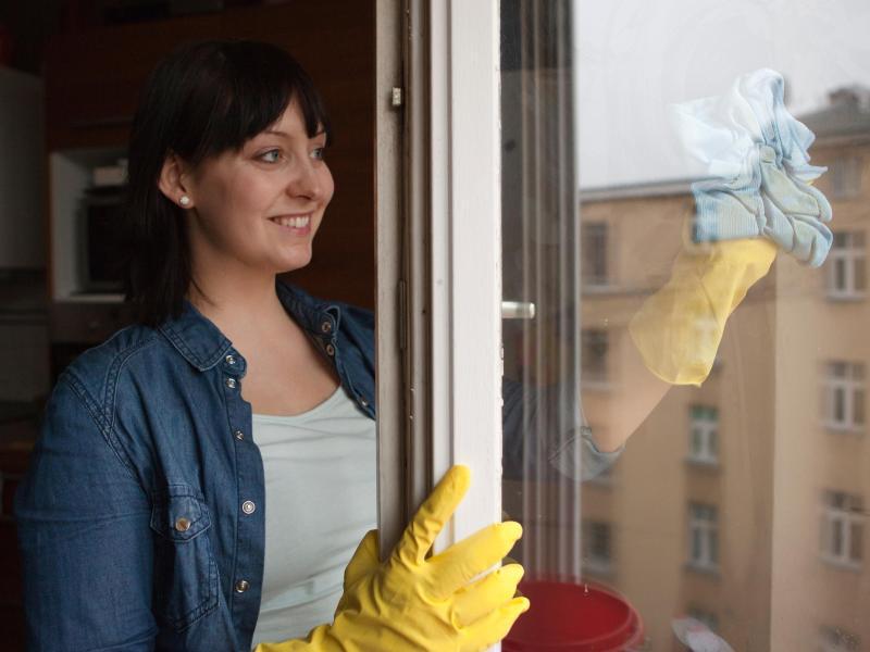Bild zu Nie wieder Fensterputzen