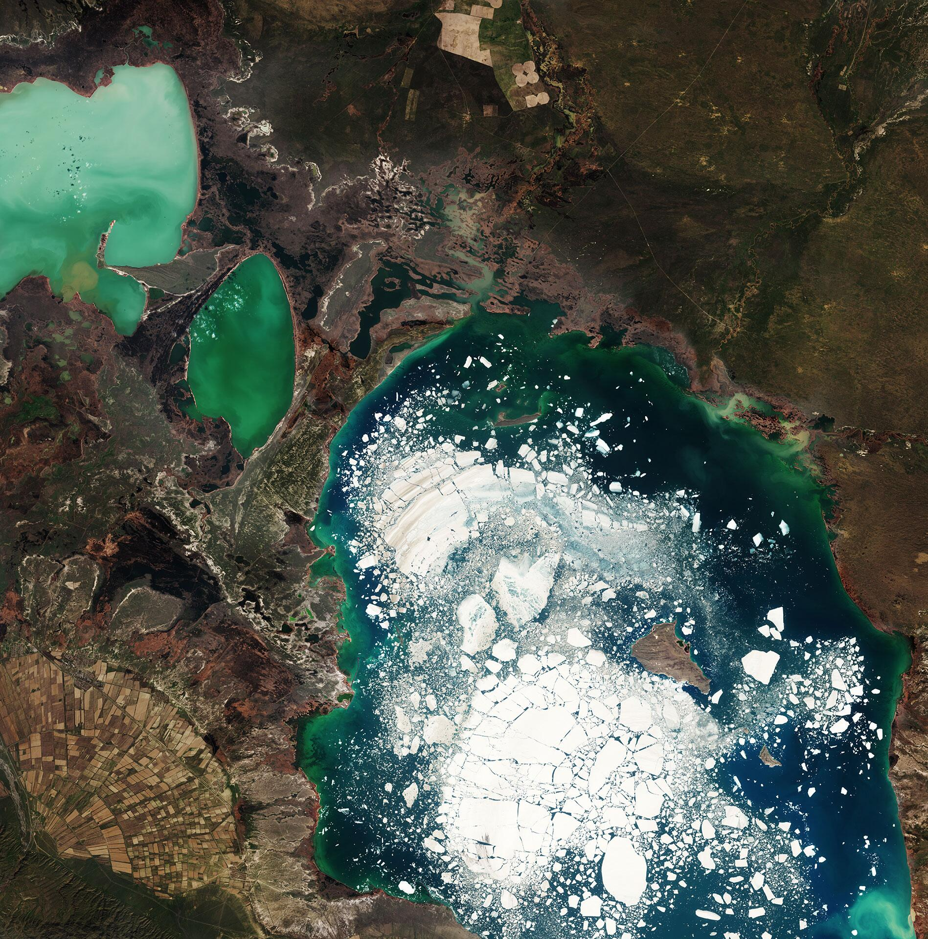 Bild zu Alakol Lake