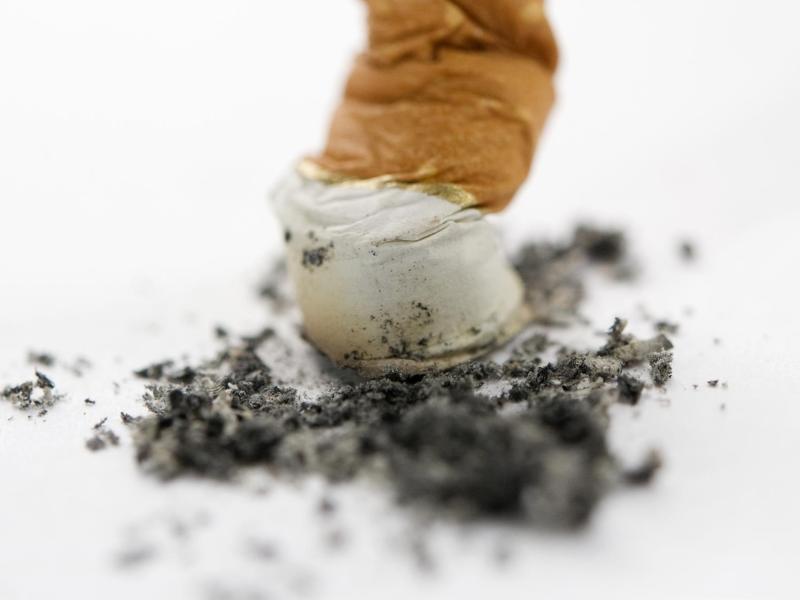 Bild zu Rauchen beenden