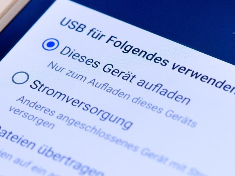 Bild zu Mehr Sicherheit bei neuen Android-Handys