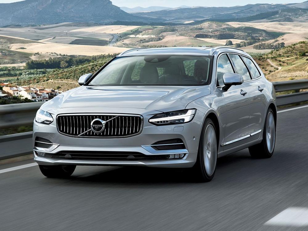 Bild zu Platz 10: Volvo