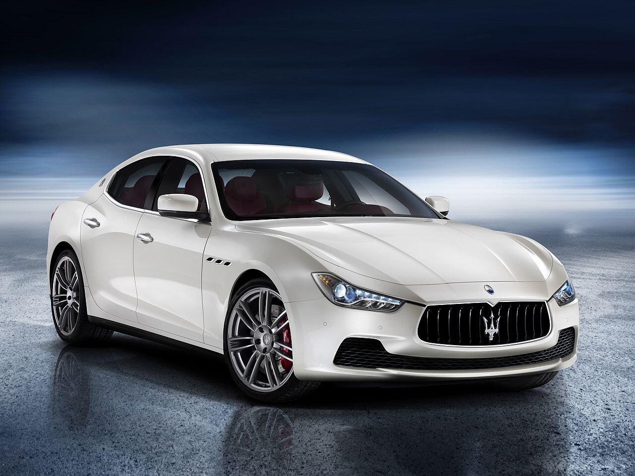 Bild zu Maserati Ghibli III