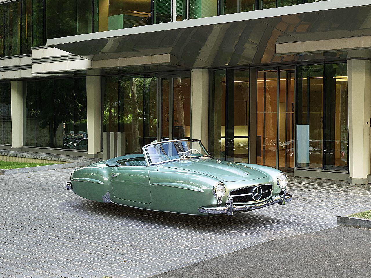 Bild zu Mercedes 190