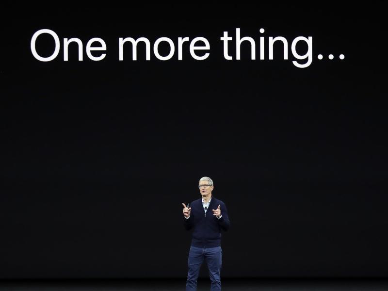 Bild zu Apple bringt Auslandsreserven in die USA