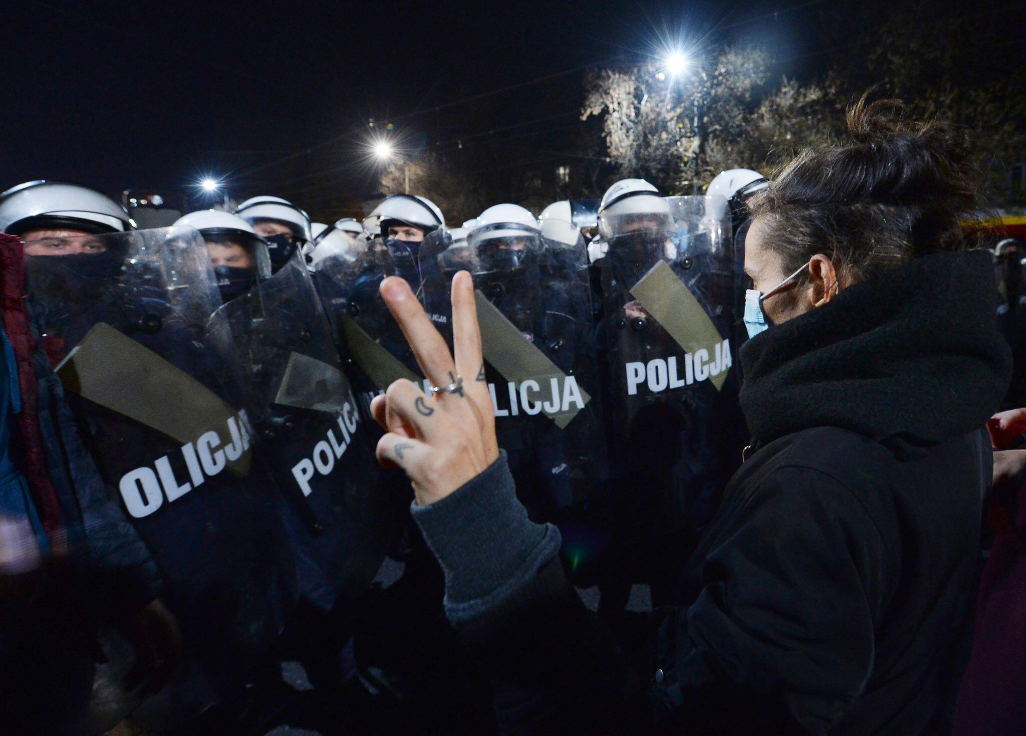 Bild zu Abtreibungsrecht in Polen