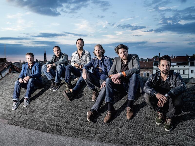 Die Band Radio Doria
