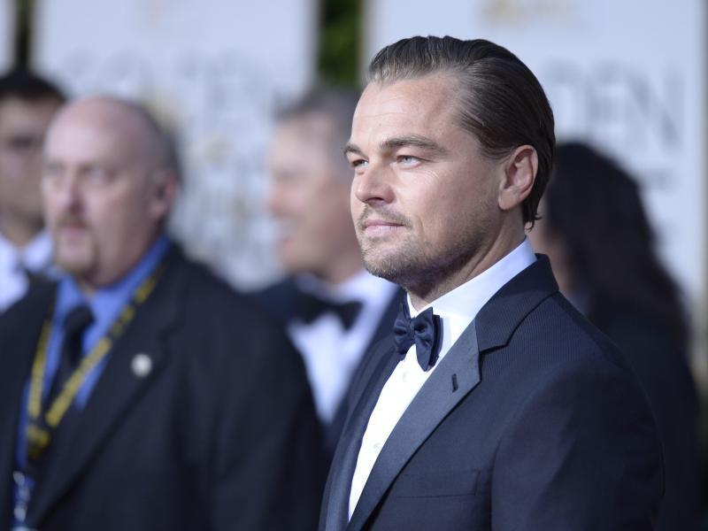 Bild zu Golden Globes - Leonardo DiCaprio