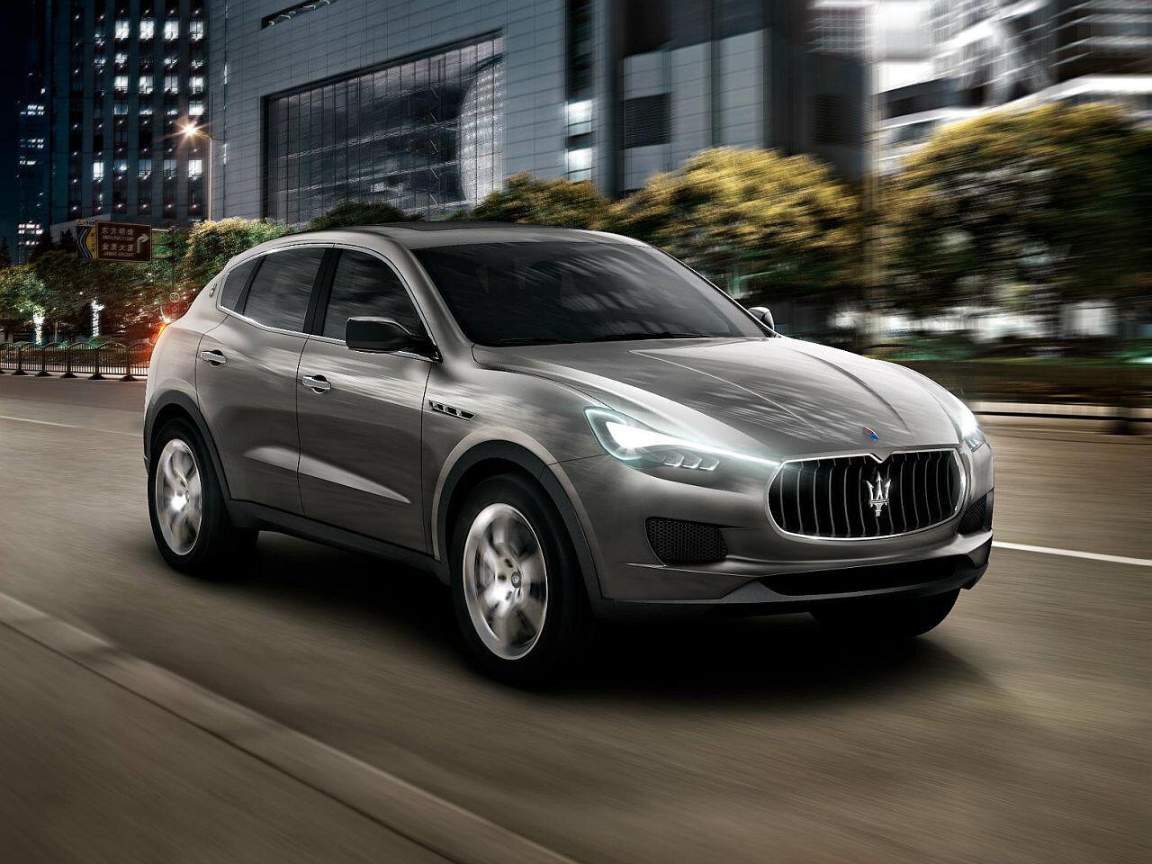 Bild zu Maserati Kubang