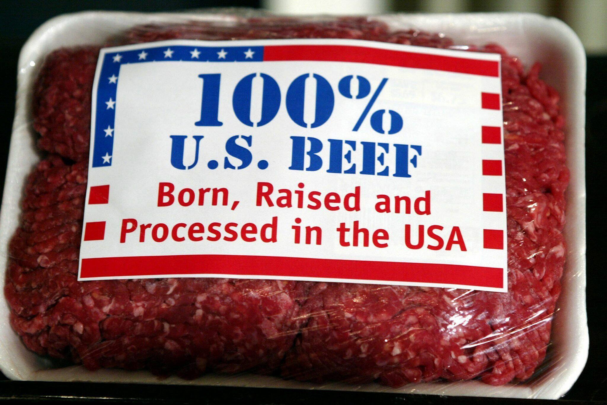 Bild zu Rindfleisch Made in USA