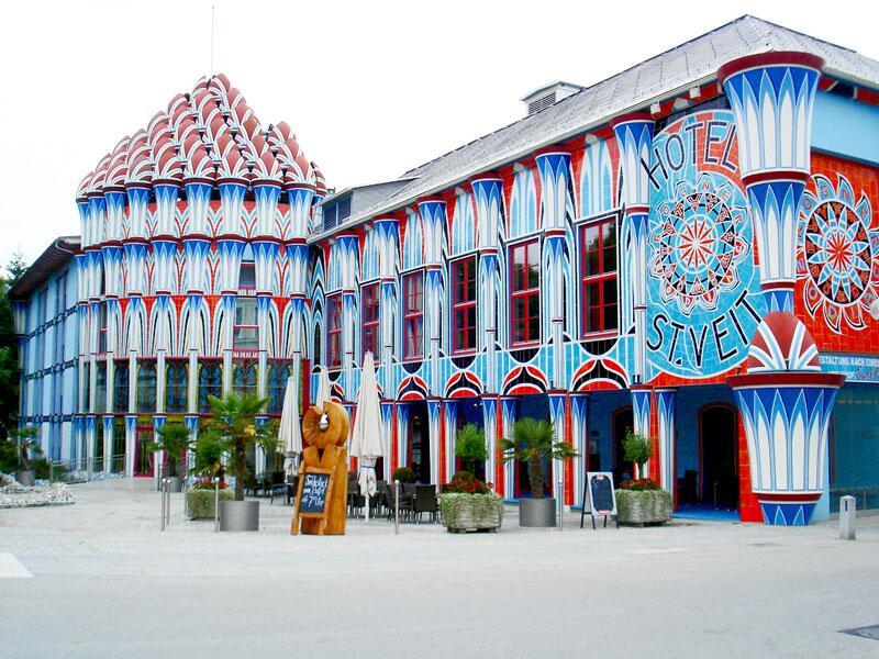 Bild zu Kunsthotel Fuchspalast in St. Veit an der Glan (Österreich)