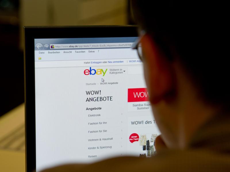 Bild zu Wenn die Ebay-Auktion vor dem Richter landet