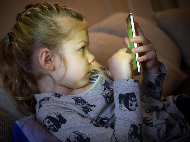 Bild zu Smartphone-Spiele für Kinder