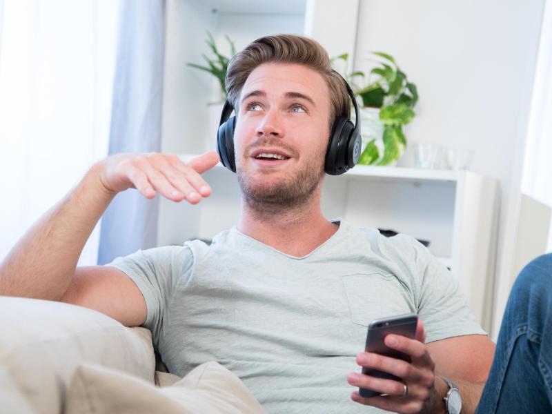 Bild zu Musik-Streaming