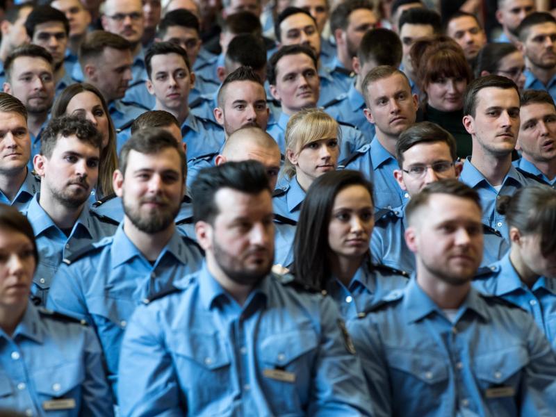 Bild zu Ernennungsfeier