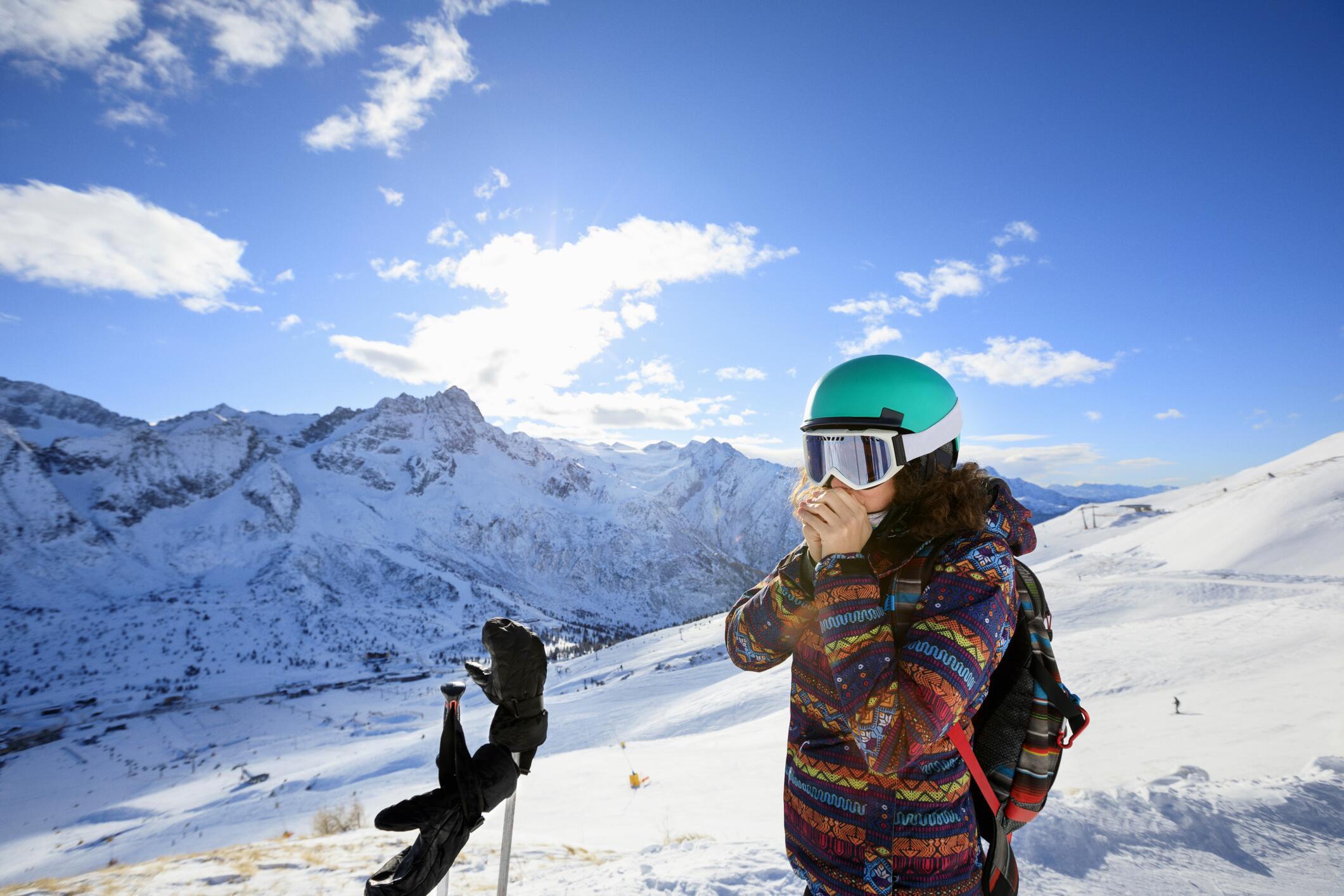 Bild zu Skihelme für Damen und Herren