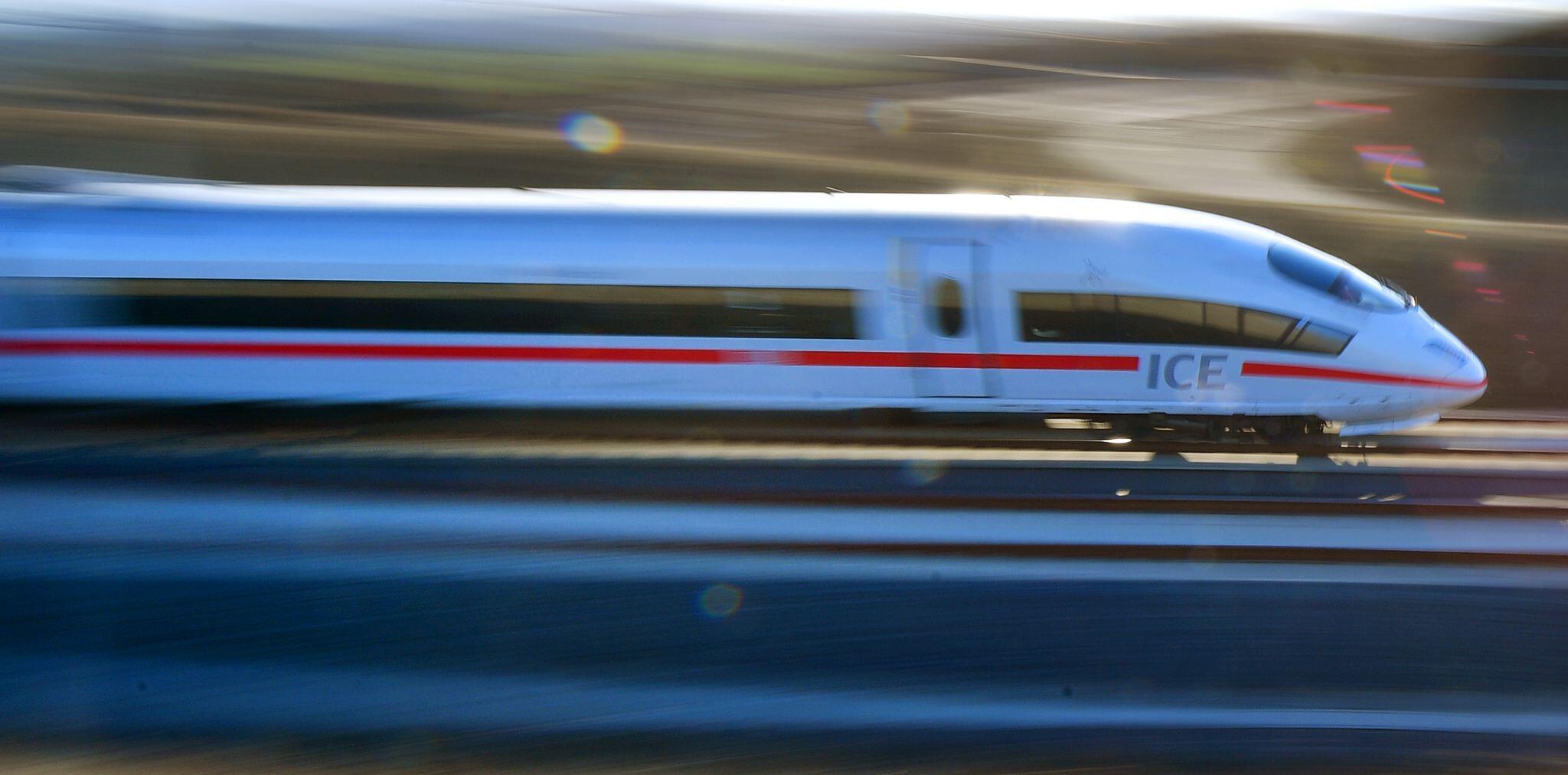 Bild zu Wieder alle ICE-Sprinter zwischen Berlin und München im Einsatz