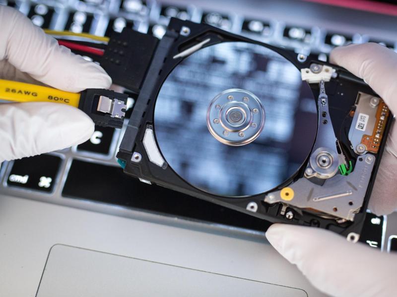 Bild zu SSD beschleunigt den Rechner