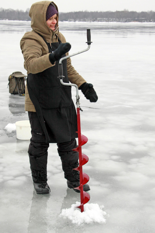 Bild zu Eisangeln