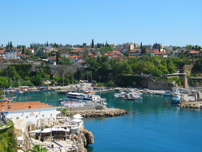 Bild zu Urlaubsort Antalya in der Türkei