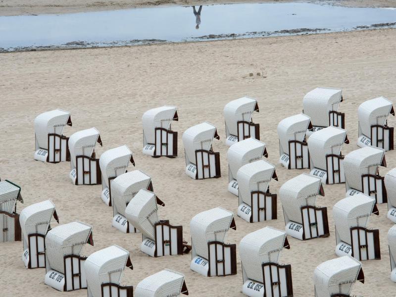 Bild zu Ostseestrand von Sellin