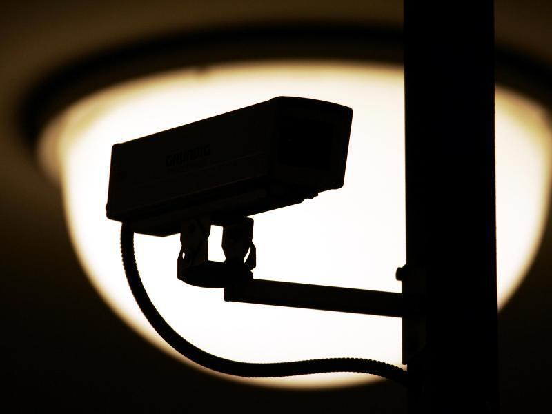 Bild zu Überwachungskamera einrichten