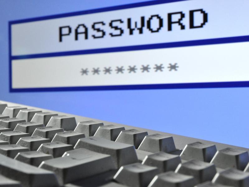Bild zu Passwort