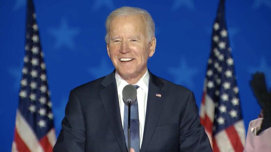 US-Wahl 2020: Joe Biden hat in Michigan Trump überholt.
