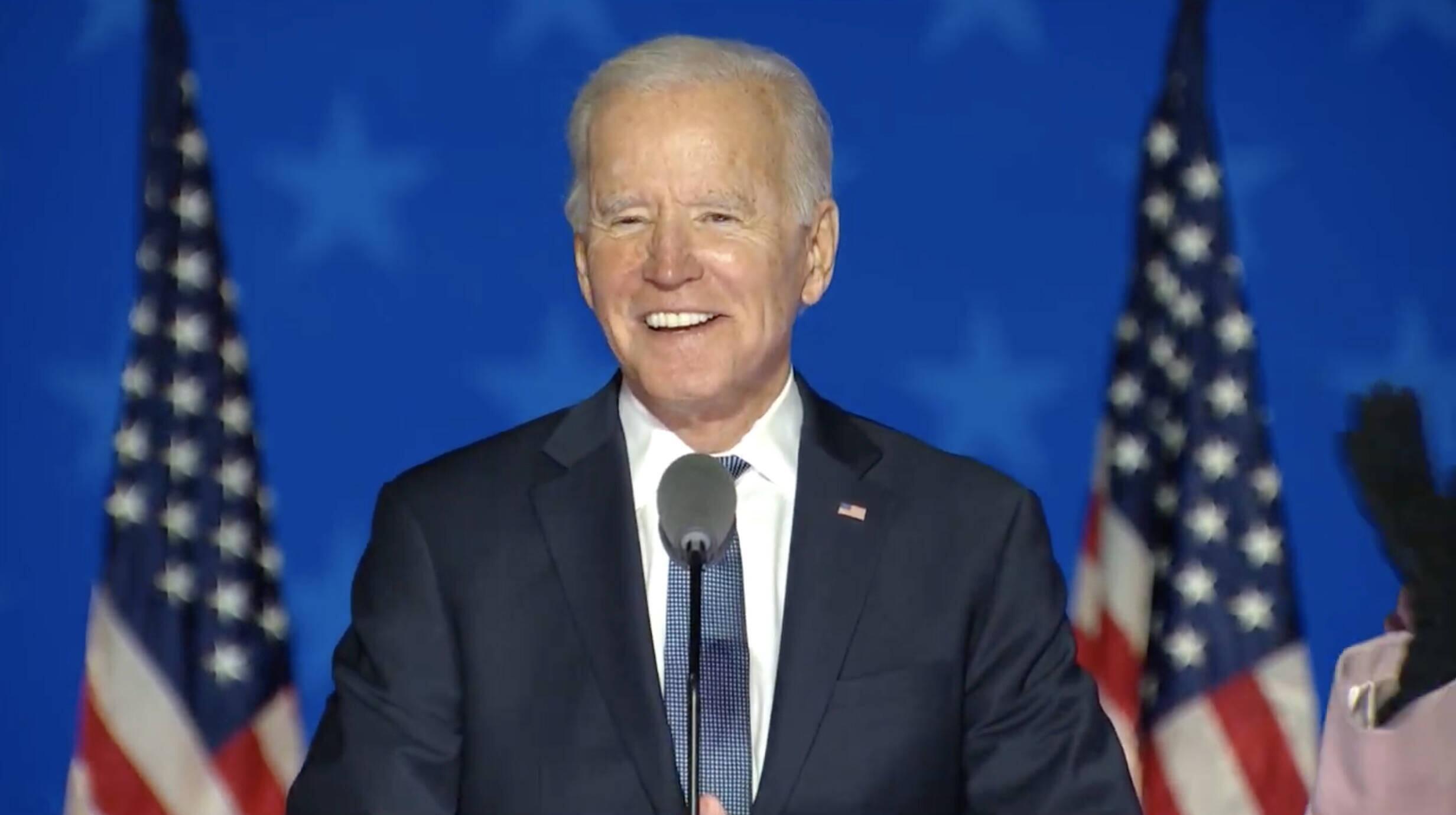 Bild zu US-Wahl 2020: Joe Biden hat in Michigan Trump überholt.