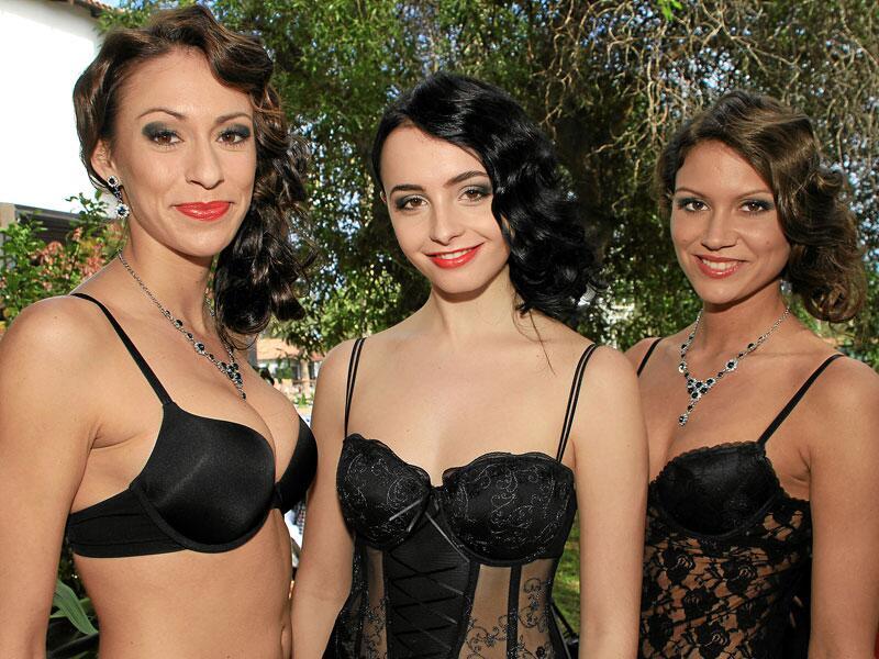 Bild zu Miss Internet, Miss Bayern, Miss Hessen