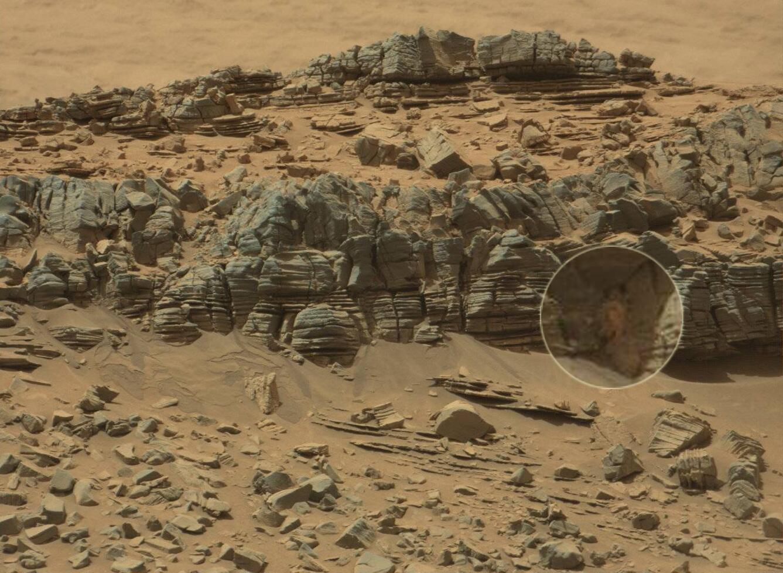 Bild zu Mars, Curiosity