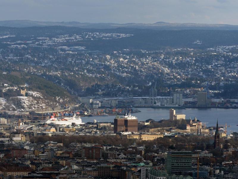 Bild zu Norwegens Hauptstadt Oslo