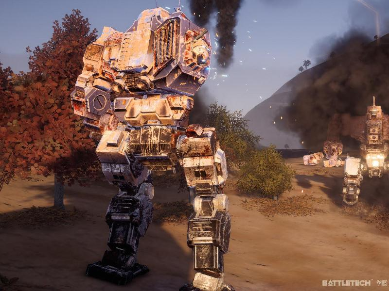 Bild zu «Battletech»