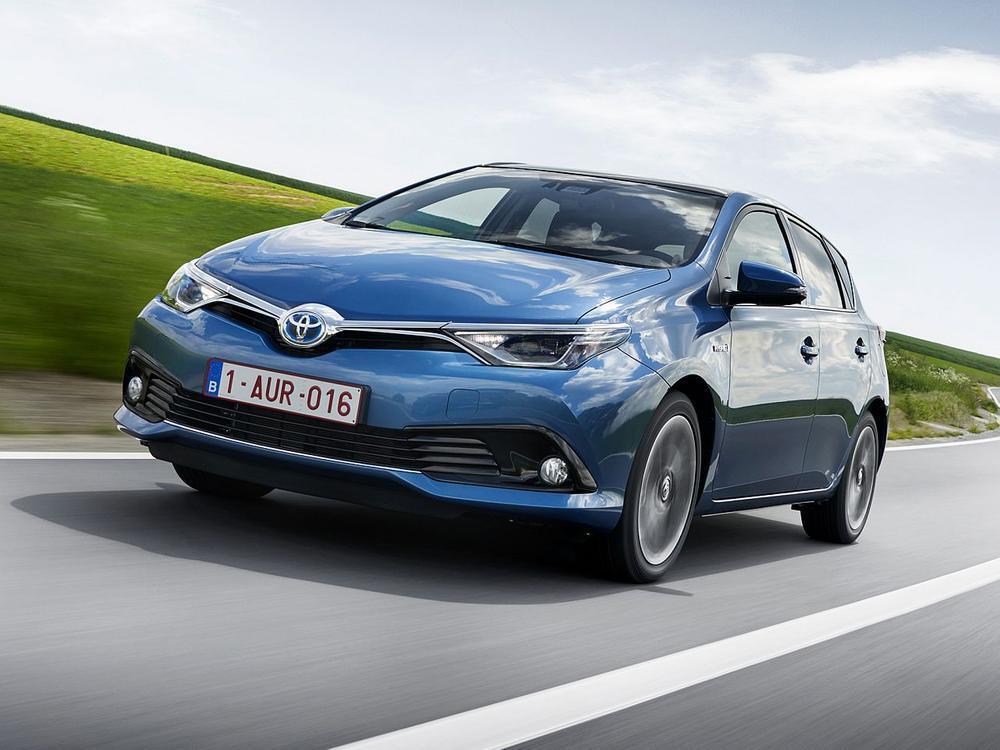 Bild zu Platz 2: Toyota