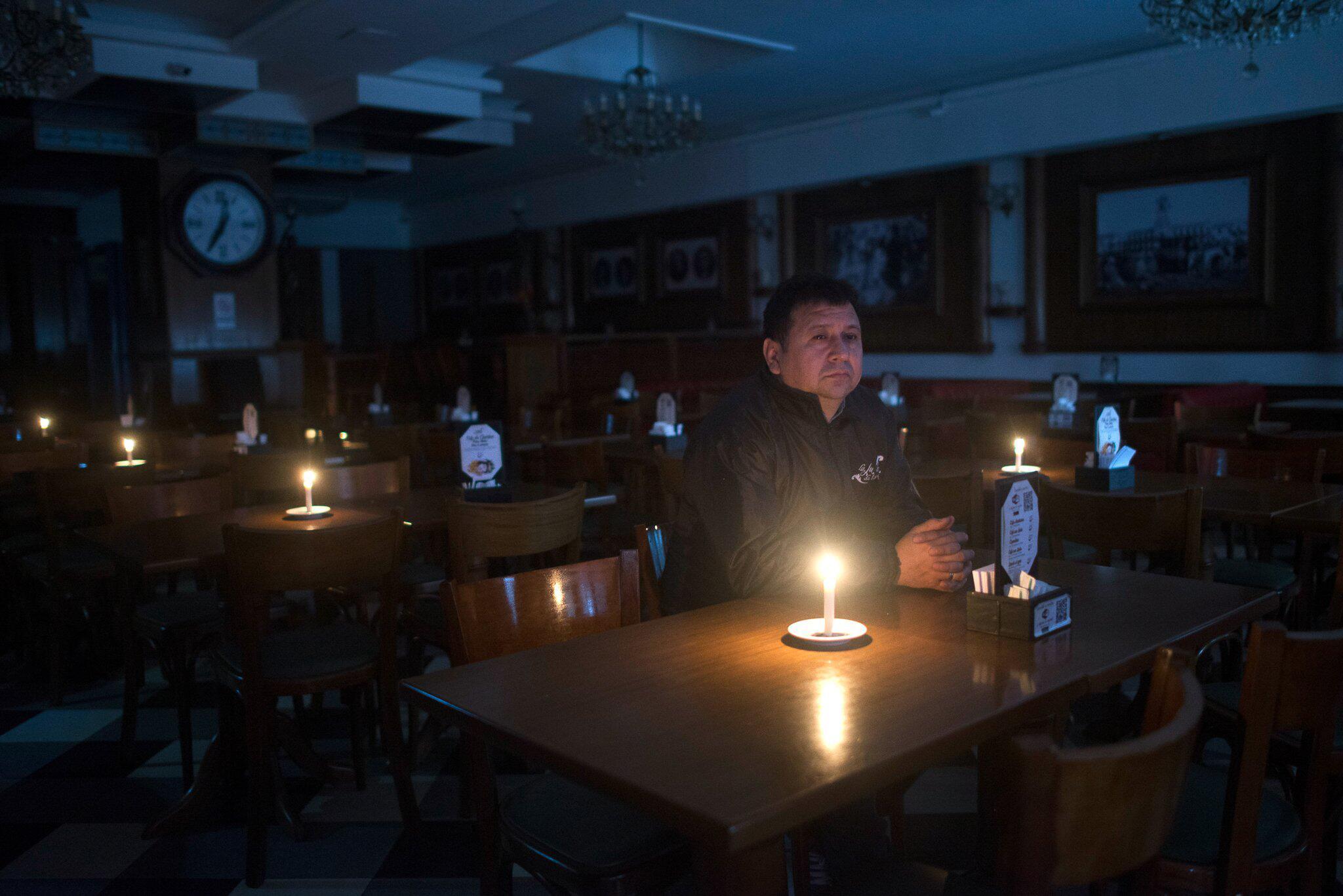 Bild zu Blackout im Südwinter - Argentinien und Uruguay ohne Strom