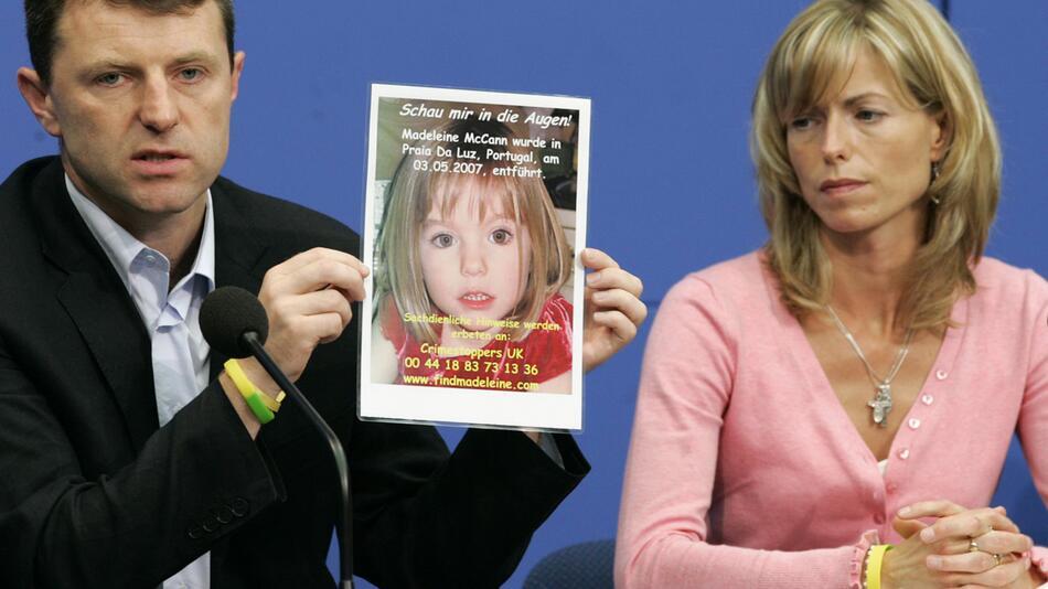 Fall Maddie - Ermittlungen gegen Deutschen