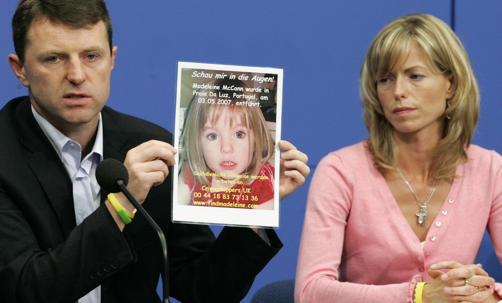 Bild zu Fall Maddie - Ermittlungen gegen Deutschen