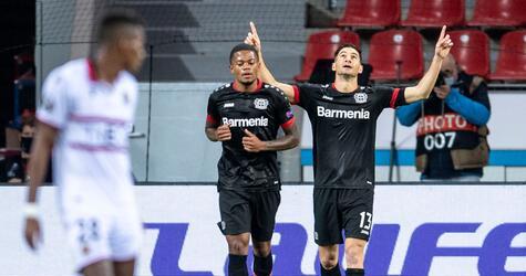 Bayer Leverkusen - OGC Nizza